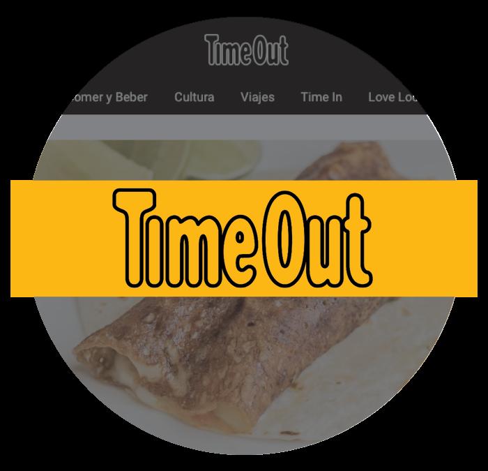 Time Out taco La Maja Tacos Don Manolito Madrid