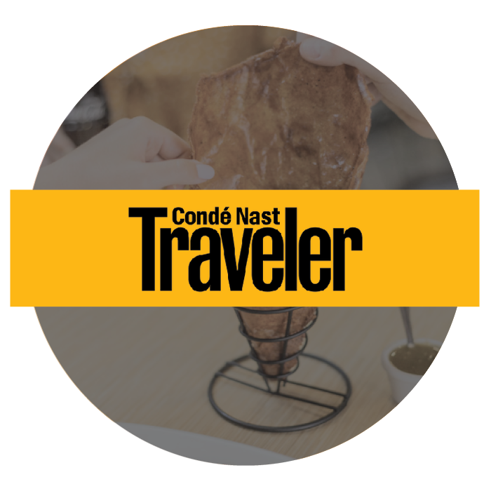 Revista Traveler mejores terrazas restaurante mexicano Madrid